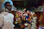 Hàng chục nghìn người châu Phi chết mỗi năm vì thuốc giả tràn lan