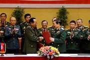 Thúc đẩy phát triển quan hệ hợp tác quốc phòng Việt Nam-Campuchia