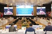 Diễn đàn Nghị viện châu Á-Thái Bình Dương họp phiên toàn thể thứ hai