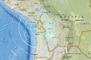 Động đất mạnh 6,3 độ richter tại Chile, không có cảnh báo sóng thần