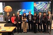 Đại sứ Việt Nam tại Hà Lan thăm làm việc với Cơ quan Vũ trụ châu Âu