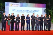 Việt Nam thể hiện vai trò tích cực điều phối quan hệ ASEAN-Ấn Độ