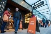 Amazon mở cửa cửa hàng tiện lợi không cần nhân viên thu ngân