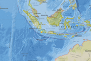 Thủ đô Jakarta rung chuyển vì động đất mạnh 6,4 độ Richter