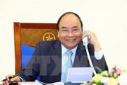 Thủ tướng gọi điện chúc mừng chiến thắng lịch sử U23 Việt Nam