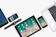 Apple rục rịch chuẩn bị ra các sản phẩm mới của năm 2018