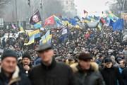 Ukraine: Hàng nghìn người biểu tình đòi luận tội Tổng thống Poroshenko