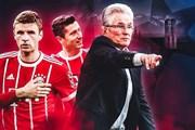 """Bundesliga: Bayern với chiến thuật """"cò gỗ mổ cò thật'' của Jupp"""