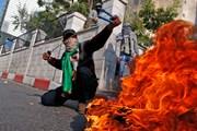 Thổ Nhĩ Kỳ, Palestine lo ngại kế hoạch chuyển sứ quán Mỹ tới Jerusalem