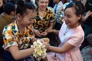 Gặp gỡ hữu nghị Việt Nam-Lào chào mừng Tết Cổ truyền Bunpimay Lào