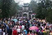 Hà Nội tiếp tục chấn chỉnh những tồn tại ở lễ hội chùa Hương