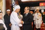 Hơn 100.000 người đã đến viếng nguyên Thủ tướng Phan Văn Khải
