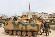 Syria: Thổ Nhĩ Kỳ kiểm soát hoàn toàn khu vực Afrin