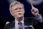 Ông John Bolton dự kiến sa thải hàng chục quan chức Nhà Trắng
