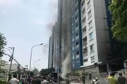 [Video] Nhiều chung cư phớt lờ quy định mua bảo hiểm cháy nổ