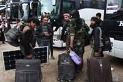 Syria: Phiến quân tiếp tục sơ tán khỏi Đông Ghouta
