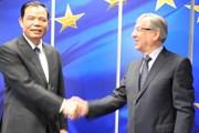 """Bộ trưởng Nông nghiệp làm việc với EU, kêu gọi gỡ bỏ """"thẻ vàng"""""""