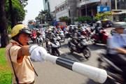 Thành phố Hồ Chí Minh phân luồng giao thông dịp nghỉ lễ 30/4 và 1/5