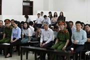 Bị cáo Hà Văn Thắm xin giảm nhẹ hình phạt cho một số đồng phạm