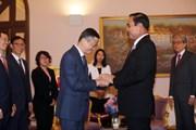 Thái Lan muốn hợp tác với Alibaba phát triển thương mại điện tử