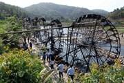Khám phá điểm du lịch guồng nước Bản Bo của dân tộc Thái ở Lai Châu
