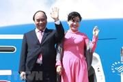 Thủ tướng lên đường thăm Singapore và dự Hội nghị Cấp cao ASEAN 32