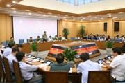 Bộ Công an: Hà Nội cần giải quyết dứt điểm tồn tại phòng cháy chung cư
