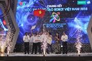 Đại học Lạc Hồng giành ngôi vô địch Robocon toàn quốc năm 2018