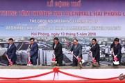 Thủ tướng dự lễ động thổ dự án AEON MALL Hải Phòng Lê Chân