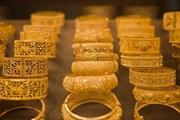 """Mỹ-Trung tìm được tiếng nói chung, giá vàng chạm """"đáy"""" của 5 tháng"""