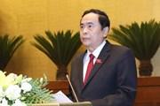 Cử tri kiến nghị Quốc hội thể chế hóa nghị quyết Hội nghị Trung ương 7