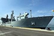 Cận cảnh ba tàu hải quân Ấn Độ cập cảng thăm thành phố Đà Nẵng