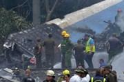 Vụ rơi máy bay tại Cuba: Mexico đình chỉ hãng hàng không Damojh