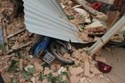Cận cảnh các công nhân bị nạn tại ngôi nhà sập ở Đà Lạt