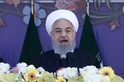 Tổng thống Iran Rouhani phản pháo lời đe dọa trừng phạt của Mỹ