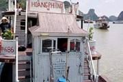 Đề nghị Hải Phòng xử lý nghiêm vi phạm của tàu Hoàng Phương 16