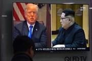 Anh thất vọng việc Tổng thống Trump hủy gặp thượng đỉnh Mỹ-Triều