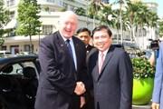 Australia coi trọng phát triển hợp tác với Thành phố Hồ Chí Minh