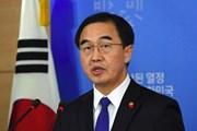 Hàn Quốc kêu gọi Mỹ-Triều giải quyết bất đồng thông qua đối thoại