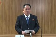 Quan chức cấp cao Triều Tiên đang trên đường đến Singapore