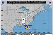 Thêm bang của Mỹ phải ban bố tình trạng khẩn cấp do bão Alberto