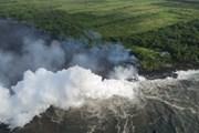 Núi lửa Kilauea tiếp tục phun trào đe dọa cuộc sống người dân Hawaii