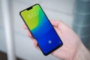 Lộ diện mẫu điện thoại có cảm biến vân tay dưới màn hình đầu tiên