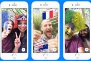 Facebook thêm chủ đề và hiệu ứng World Cup 2018 cho ứng dụng Messenger