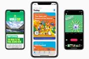 """Apple bổ sung một loạt tính năng mới """"ăn theo"""" World Cup 2018"""
