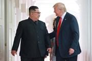 [Mega Story] Quan hệ Mỹ-Triều: Khoảng cách từ cam kết tới hành động