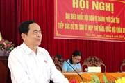Chủ tịch MTTQ VN kêu gọi người dân không để lòng yêu nước bị lợi dụng