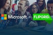 Microsoft thâu tóm nền tảng thảo luận nhóm hàng đầu thế giới Flipgrid