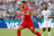 Anh em nhà Hazard của đội tuyển Bỉ đi vào lịch sử World Cup