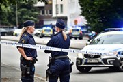 Nổ súng tại miền Nam Thụy Điển, nhiều người bị thương